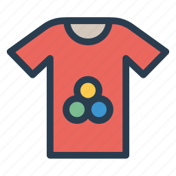 cloth, fashion, man, print, sport, tshirt, wear icon
