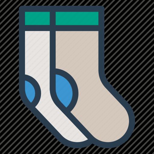 clothes, footwear, man, socks, warm, whitesocks, winter icon