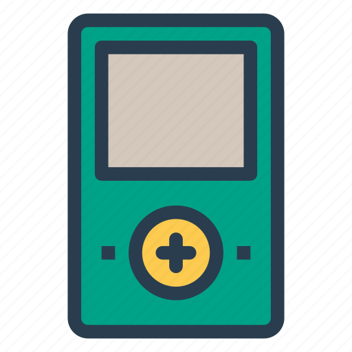 device, ipod, mp3, music, player, songs, sound icon
