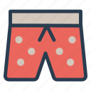 fashion, man, sea, swimwear, underware, vacation icon