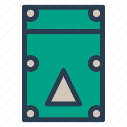 ball, game, gamepad, puzzle, snooker, table icon