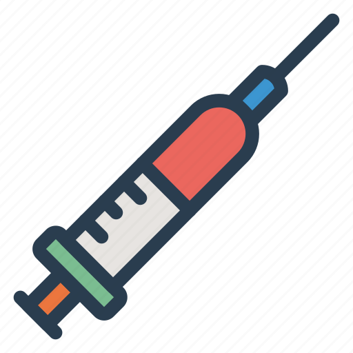 care, doctor, health, injection, injector, medical, treatment icon