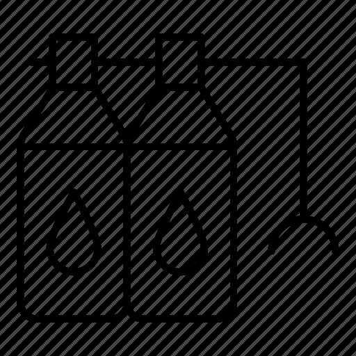 alcohol, beer, bottle, drink, jar, milk, wine icon