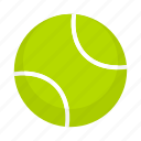 ace, ball, game, lawn, sport, sports, tennis icon