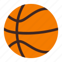 ball, basketball, sport