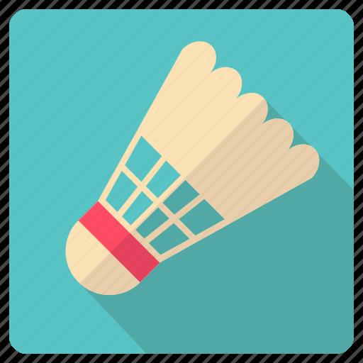 badminton, birdie, leisure, shuttlecock, sport icon
