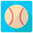 baseball, rounder, softball, sport gear, team sports icon
