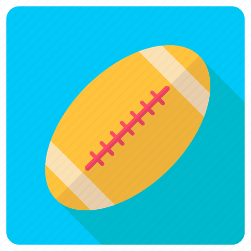 american football, football, rugby, team sport, touch football icon