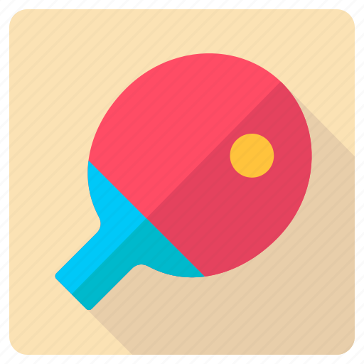 equipment, ping pong, racket, sport, table tennis icon