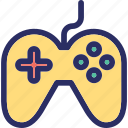 game controller, game remote, gamepad, joypad, video games icon