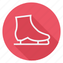 fitness, game, games, ice skate, play, sport, sports icon