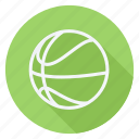 ball, basketball, fitness, game, games, play, sport icon