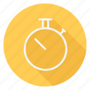 clock, fitness, games, play, sport, sports, stopwatch icon