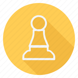 chess pawn, fitness, game, games, play, sport, sports icon