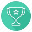 cup, fitness, games, play, sport, sports, trophy icon