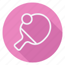 fitness, game, games, play, sport, sports, table tennies icon