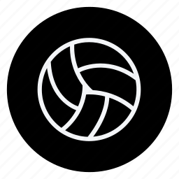 bolleyball, fitness, game, games, play, sport, sports icon