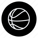 ball, basketball, fitness, football, game, play, sport icon