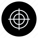 aim, fitness, games, play, sport, sports, target icon