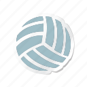 fitness, game, games, play, sport, sports, volleyball icon