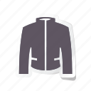 fitness, game, games, jacket, play, sport, sports icon