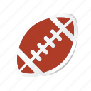american football, fitness, game, games, play, sport, sports icon