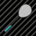 badminton, bat, game, racket, racquet, sport, tennis