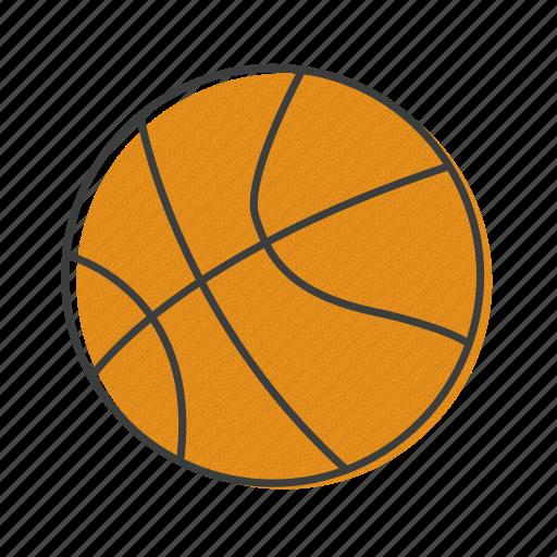 ball, basketball, nba, sport icon