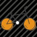 bike, sport, bicycle, race, cycle icon