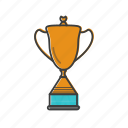 champion, championship, competition, contest, cup, sport, winner icon