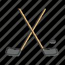 bandy, club, hockey, puck, sport, stick