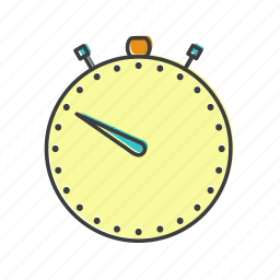 measure, second, seconds, sport, stopwatch, time, watch icon