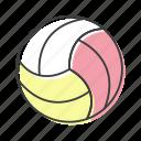ball, beach, game, sport, sports, volleyball
