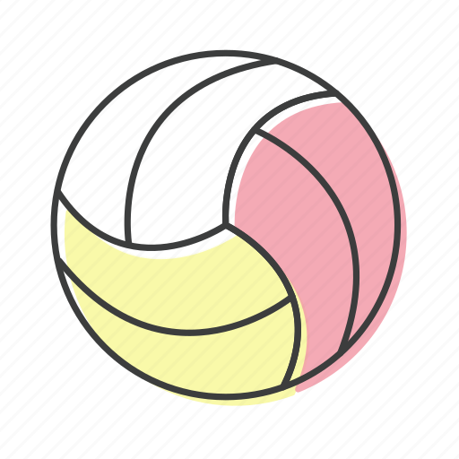 ball, beach, game, sport, sports, volleyball icon