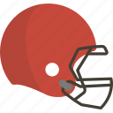 football, helmet icon