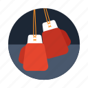 athlete, boxing, fighting, gloves, punch icon