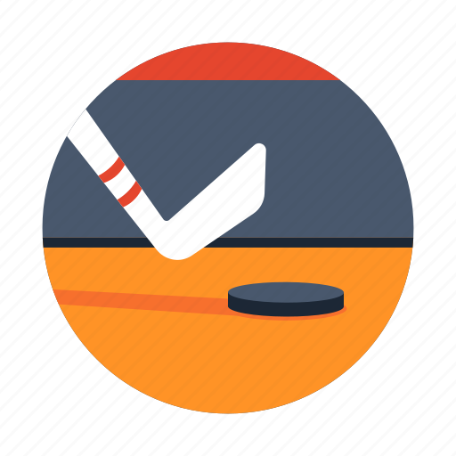equipment, hockey, sport and competition, stick, team sport icon