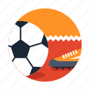 equipment, football, soccer, soccer studs, sport icon