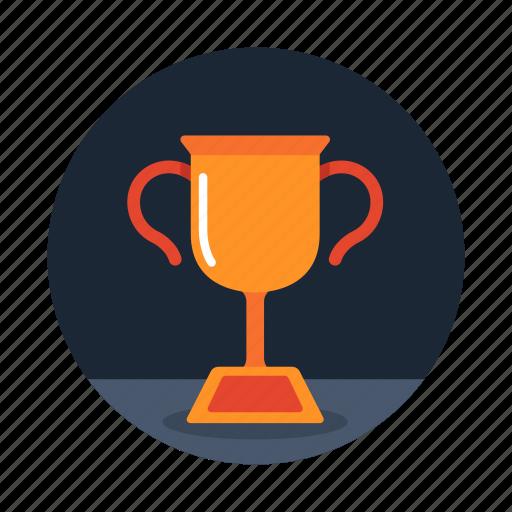 award, champion, silverware, trophy, winner icon