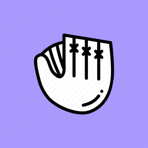 accessory, baseball, catch, game, glove, gloves, mitten icon