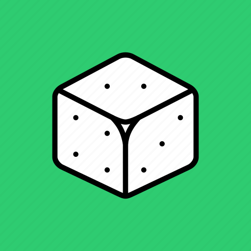 casino, dice, gamble, gambling, luck, roll icon