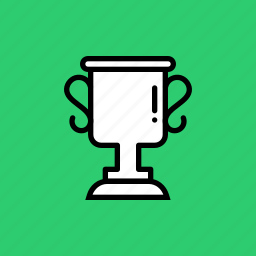 achievement, champion, prize, trophy, winner icon