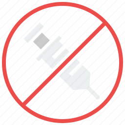 banned, drug, hormone, no, olympics, prohibited, steroid icon