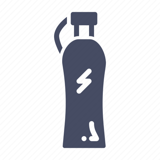 bottle, drink, energy, fitness, sipper, sports, water icon