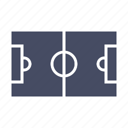 field, football, game, ground, play, soccer, stadium icon