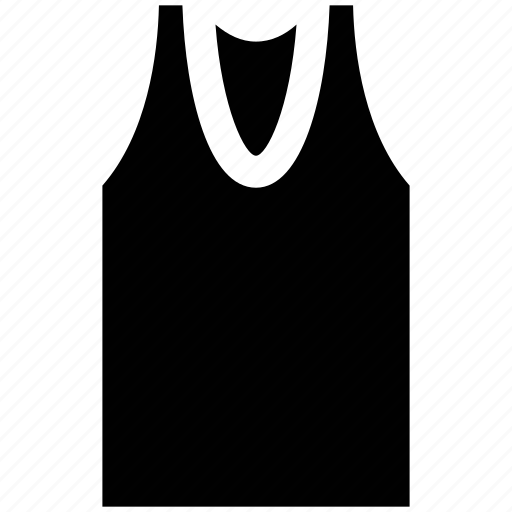 under cloth, undershirt, underwear, vest icon