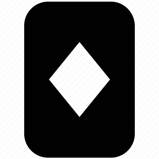 card play, casino, diamonds, diamonds card, gambling, game icon