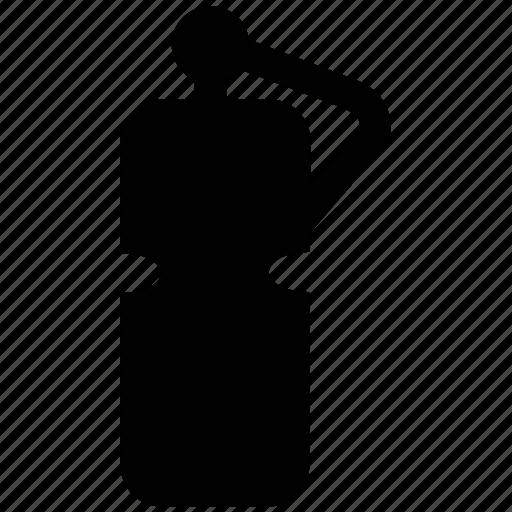 bottle, drink, plastic, water, water bottle icon