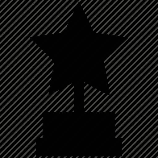 achievement, award, trophy, winner icon