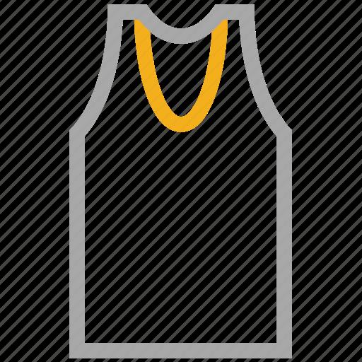 shirt, undershirt, underwear, vest icon